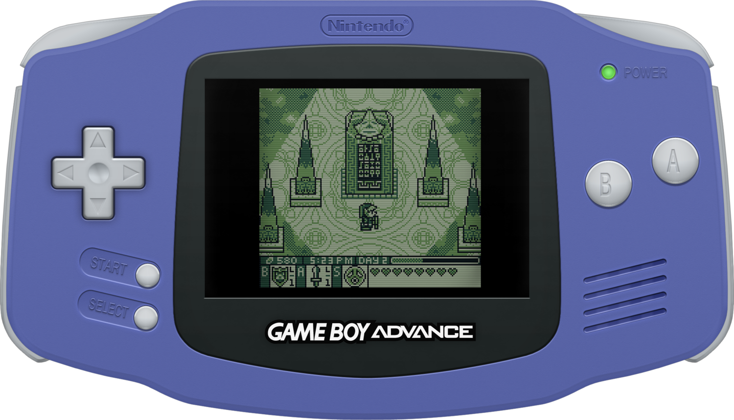 Game boy advance nude skins adult extreme angel